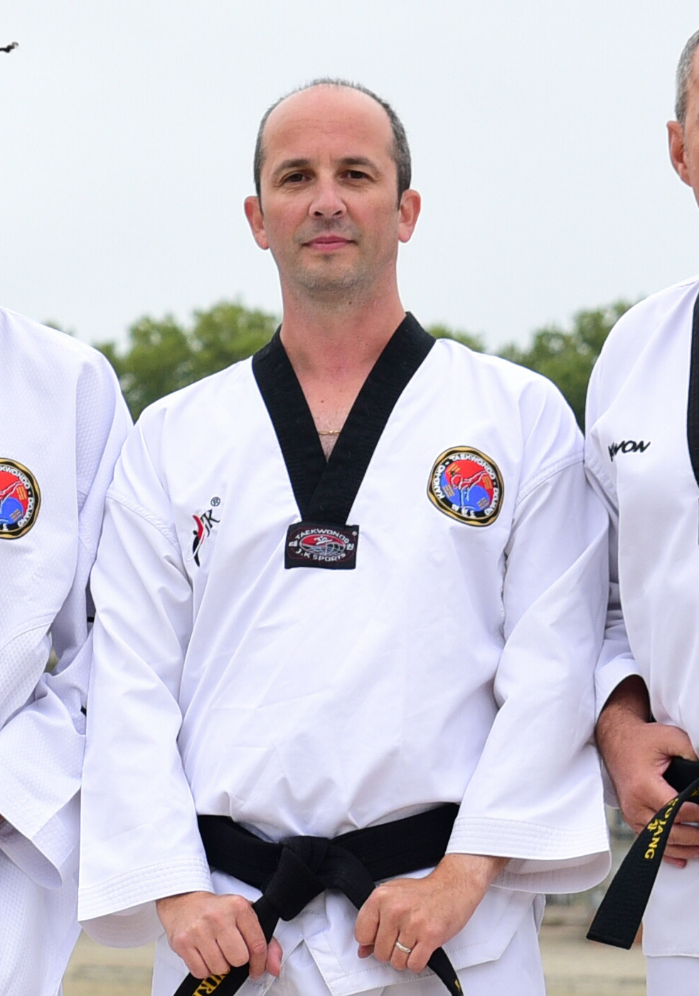 Kang-Ho instructeur Christian André