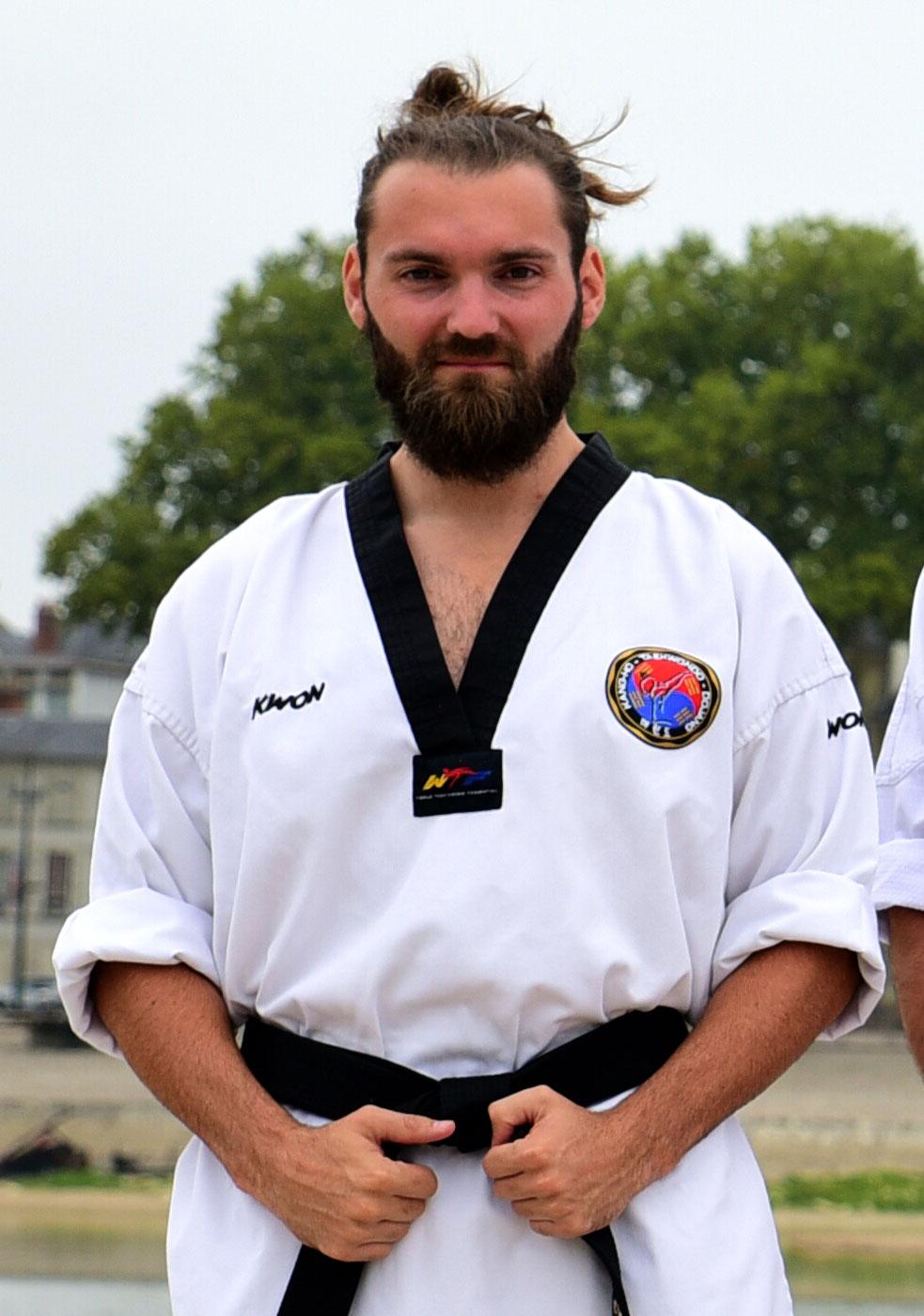 Kang-Ho ceintures noires