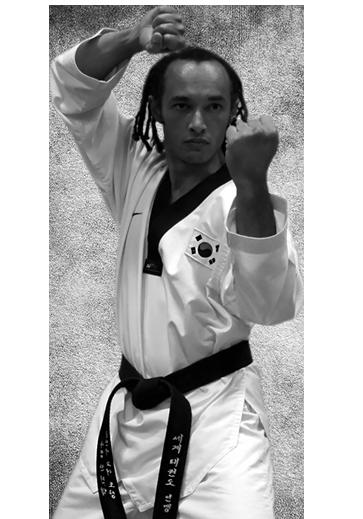 Kang-Ho maître Nicolas Felix, 5ème dan