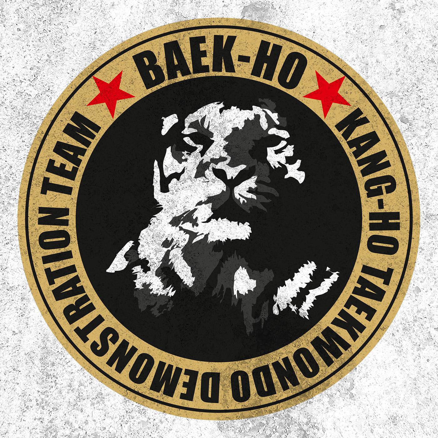 Kang-Ho équipe de démonstration, Baek-Ho