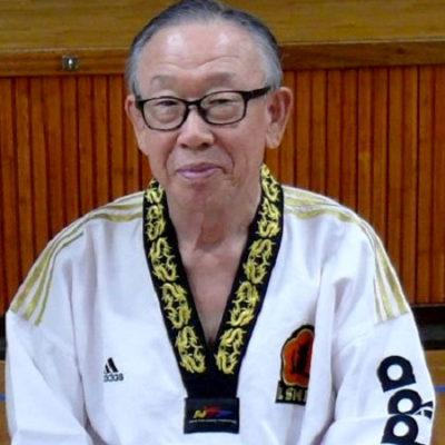 Maitre Ryu Bang Ho